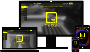 In The Digital create Google optimised, mobile-friendly websites.
