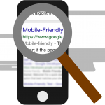 Mobile Friendly Search