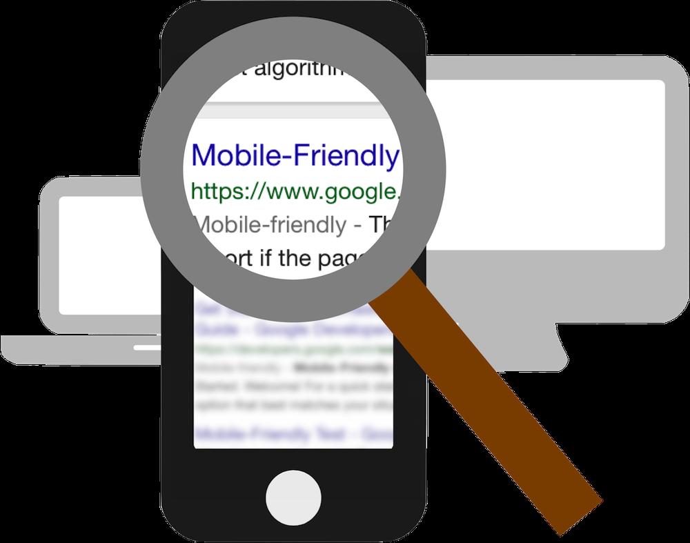 Mobile-Friendly Search