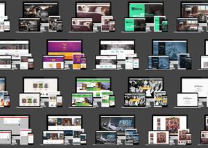 InTheDigital portfolio of projects